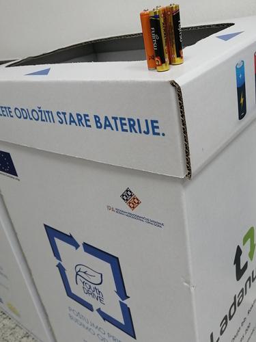 Uz podršku Evropske unije Zapadnohercegovačka županija dobila specijalizovane kante za elektronski otpad