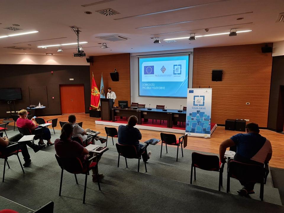 Projekt YOUth drive – panel diskusije na temu zaštite životne sredine Boke kotorske – saopštenje za javnost