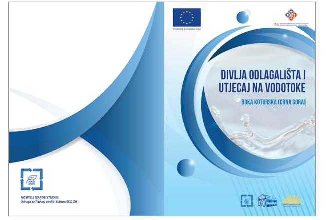Divlja odlagališta i utjecaj na vodotoke – Boka Kotorska (Crna Gora)